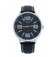 Đồng hồ nam Julius Hàn Quốc dây da JA-388 JU1126 (đen)