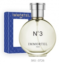 Nước hoa nam Immortel No3 60ml