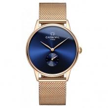 Đồng hồ nam dây thép Carnival G70803.204.414