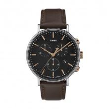 Đồng hồ nam Timex Fairfield Chronograph 41mm - TW2T11500
