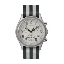 Đồng hồ nam Timex MK1 Aluminum Chronograph 40mm - TW2R81300