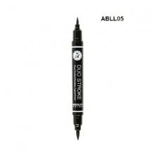 Kẻ mắt nước Liquid Liner Abll05 Duo Stroke