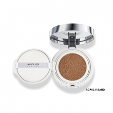 Phấn nước cushion Absolute New York HD Flawless Cushion Compact Foundation ACF 03 Sand