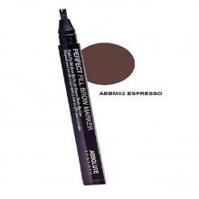 Bút dạ kẻ mày Perfect Fill Brow Marker AEBM02 - Espresso