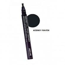 Bút dạ kẻ mày Perfect Fill Brow Marker AEBM01 - Raven