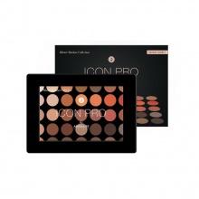 Bảng phấn mắt 35 màu Icon Pro Smoke & Mirrors Eyeshadow Palette AIP01 - Sahara Sunset