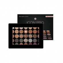 Bảng phấn mắt 35 màu Icon Pro Smoke & Mirrors Eyeshadow Palette Aip02 Smoke and Mirrors