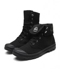 Giày nam sneaker màu đen