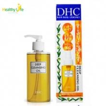 Dầu tẩy trang DHC Deep Cleansing Oil 70ml - Nhật Bản