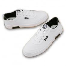 Giày nam thể thao vải mềm sneaker trắng