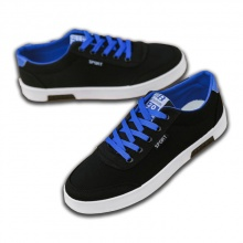 Giày nam thể thao vải mềm sneaker đen