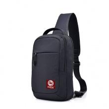 Túi đeo chéo thời trang Haras HR226 màu đen