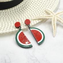 Bông tai Hàn Quốc watermelon - Tatiana - BH2902R