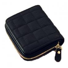 Ví ngắn thời trang Haras V013 màu đen