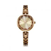 Đồng hồ nữ dây thép Hàn Quốc Julius JA-1103E nâu