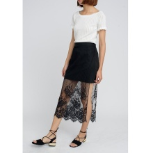 Chân váy sợi gỗ sồi - Mimi