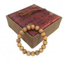 Vòng tay gỗ ngọc am thơm 10 ly (size nữ)