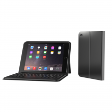 Bàn phím ZAGG Messenger Folio iPad 9.7 inch - Hàng chính hãng