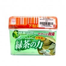 Khử mùi tủ giày hương trà xanh - Nội địa Nhật Bản