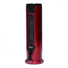 Quạt sưởi gốm Ceramic FujiE CH-1600 màu đỏ + đen