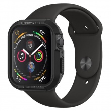 Ốp Apple Watch Series 4 (44mm) Spigen Rugged Armor
