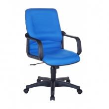 Ghế trưởng phòng IB301B khung đúc chân ngoại nhập màu xanh