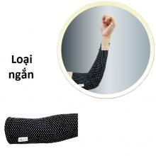 Phụ kiện bảo vệ khuỷu tay hồng ngoại xa cao cấp QSupport - Loại ngắn size S