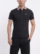 Áo polo shirt Aristino APS003S7 màu đen