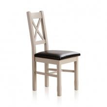 Ghế ăn bọc nệm Kemble gỗ sồi