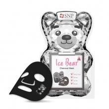Mặt nạ gấu băng than hoạt tính giúp se khít lỗ chân lông - Ice Bear Charcoal Mask