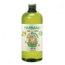 Gel tắm gội chiết xuất olive cho bé (1924POO02)