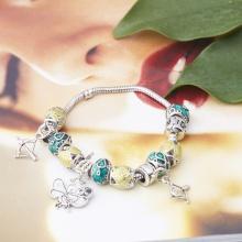 Opal - Vòng tay charm năng động tặng kèm một dây chuyền bạc cao cấp 250.000đ _ T12