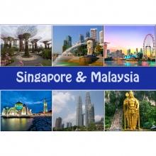 Singapore - Malaysia 6 ngày 5 đêm