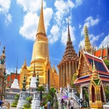 Tour du lịch Thái Lan giá rẻ 2019: Bangkok - Pattaya - Đảo Coral 5 ngày bay Thai Lion Air