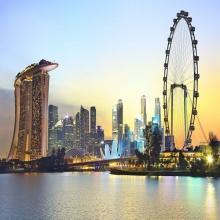 Tour du lịch Singapore: Hà Nội – Singapore – Sentosa 4 ngày bay Tiger Air năm 2019