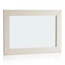 Gương treo tường Shutter gỗ sồi