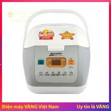 Nồi cơm điện tử Thái Lan Sharp 1.8 lít KS-COM18V hãng phân phối