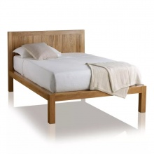 Giường đôi Alto gỗ sồi 1m8