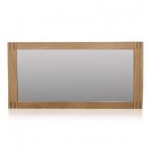 Gương treo tường Alto gỗ sồi - IBIE