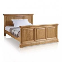 Giường đôi Canterbury gỗ sồi 2m0