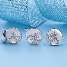 Bộ trang sức bạc Cute Girl