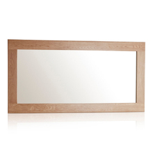 Gương treo tường Oakdale gỗ sồi