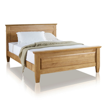 Giường Classic gỗ sồi - IBIE