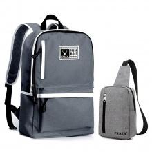 Combo balo laptop Praza và túi đeo chéo - BL160DC095