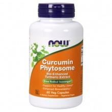Thực phẩm chức năng Curcumin Phytosome hãng NOW Foods USA - Hỗ trợ điều trị các bệnh dạ dày, đại tràng