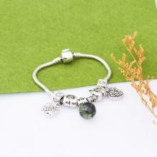 Opal - Vòng tay charm đính đá tặng kèm dây chuyền bạc 250.000đ_ T12