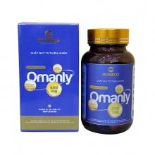 Viên nang sữa ong chúa Omanly