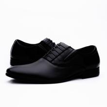 Giày công sở nam IS501 màu đen