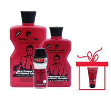 Bộ mỹ phẩm nam Pierre Cardin - Gentlemen tặng kèm 01 gel  vuốt tóc 150ml