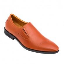 Giày tây nam da bò hiệu MOL MT143Br
